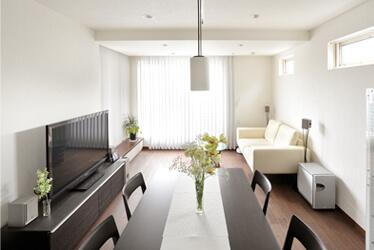 住宅メーカー編 生活スペースをしっかり分離したお互い気がねなく暮らせる二世帯住宅